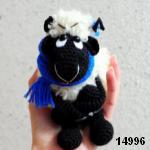 patron gratis cordero amigurumi, free amigurumi pattern lamb