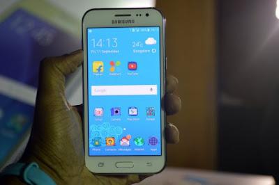 حل مشكلة التحقق من حساب غوغل لجهاز Galaxy J2 SM-J200H