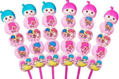 Permen Marshmallow anak-anak