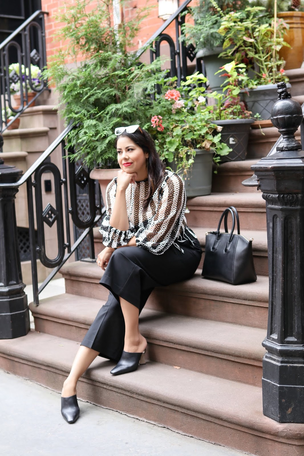 what i wore to nyfw, what i wore to new york fashion week