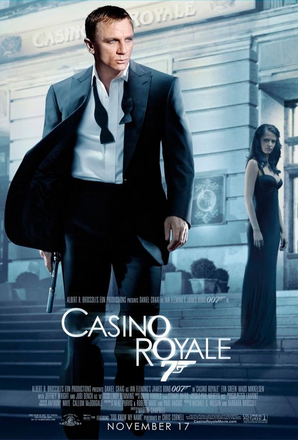 Music On The Run Trilha Sonora 007 Cassino Royale Por David