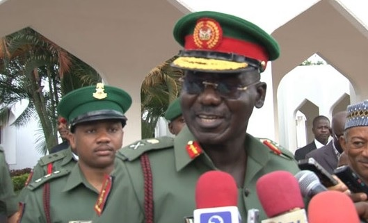 Niger Delta Avengers are criminals and will be treated as such – Buratai