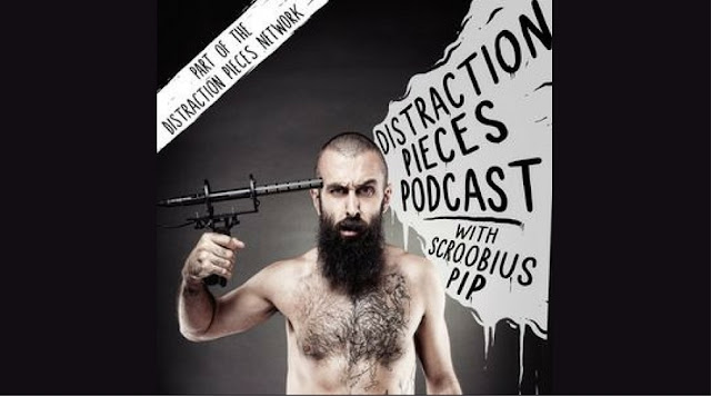 Scroobius Pips Distraction Pieces podcast
