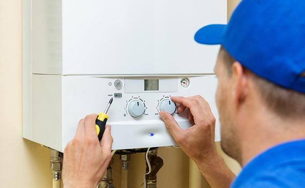 AMT montajes técnicos cambio caldera viviendas Zaragoza