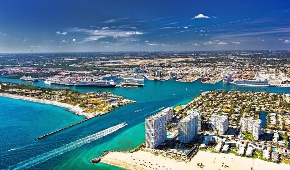Hotéis bons e baratos em Fort Lauderdale na Flórida