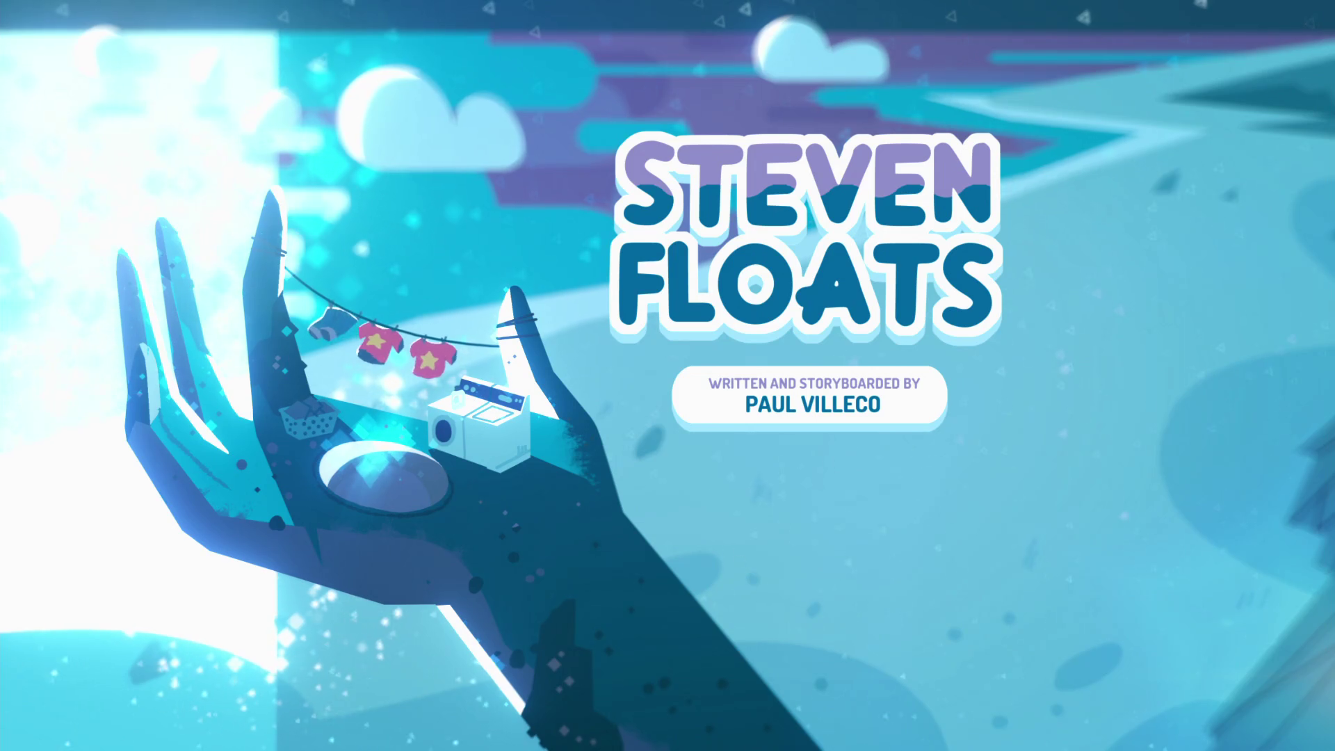 Steven Universo - Steven Voador