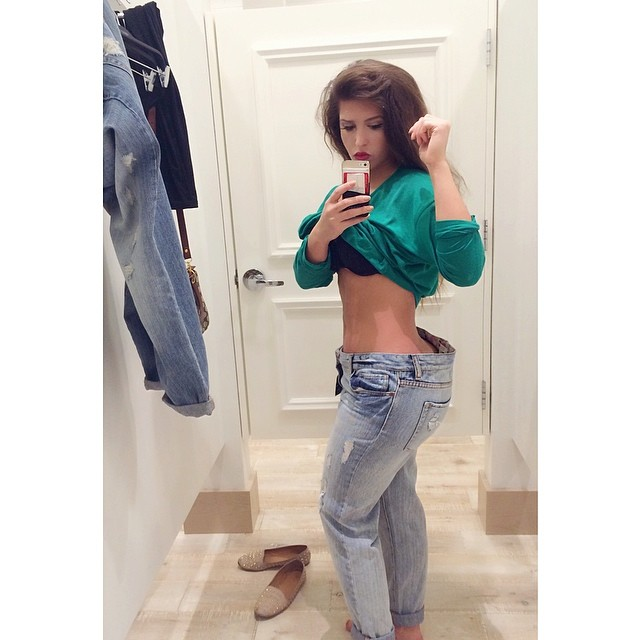 Hafiia Mira Instagram fitness model 2