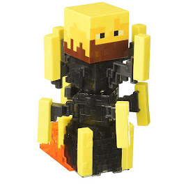Minecraft Blaze Survival Mode Figure