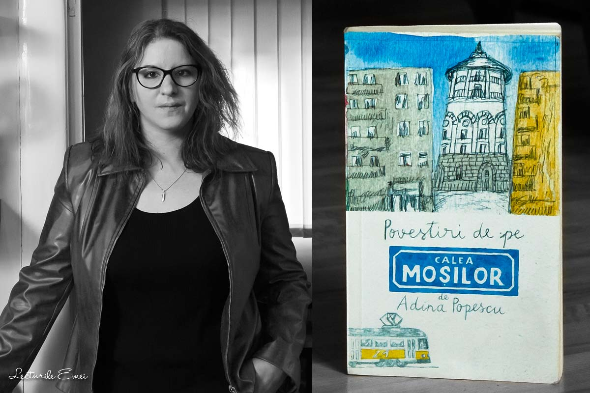 recenzie carte Povestiri de pe Calea Moșilor de Adina Popescu