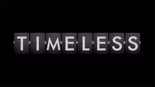 Timeless 1 science fiction drama tv show, timing, TRP rating this week
