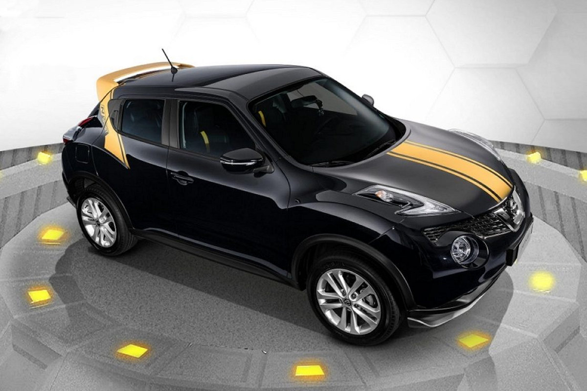 nissan philippines just enhanced the juke for 2019 with. Black Bedroom Furniture Sets. Home Design Ideas