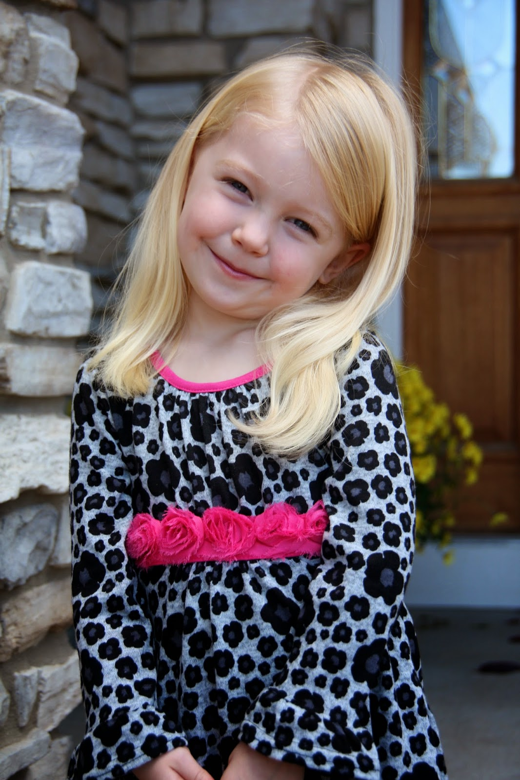 Keeping up with the Joneses: My 4 Year Old