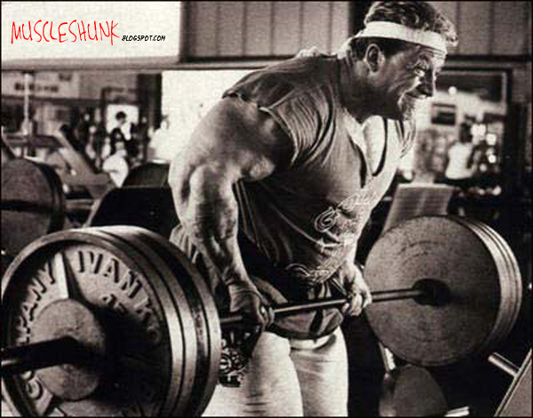 The gallery for --> Dorian Yates Back Wallpaper