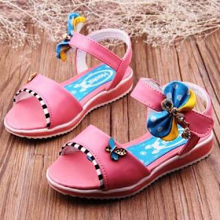 Model Sandal Anak Perempuan
