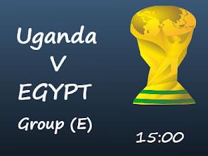 مصر وأوغندا لقاء قمة المجموعة الخامسة..ملف شامل