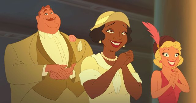 Big Daddy Eudora Charlotte The Princess and the Frog 2009 animatedfilmreviews.blogspot.comn