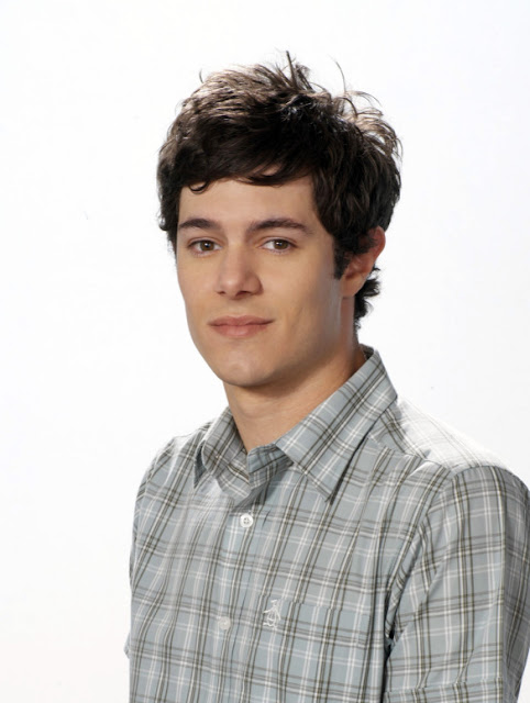 adam brody penguin shirt season 3 the o.c. promo promotional photo shoot