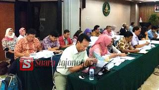 Rencana Proyek Bendung Gerak Karangnongko Masih Dalam KA-ANDAL