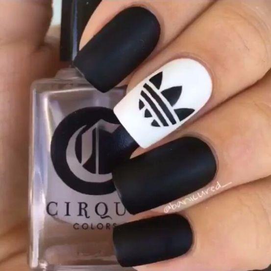 and pin nail art