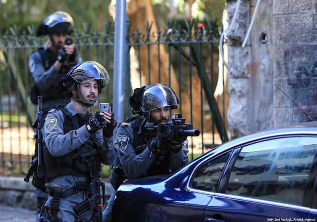 """Polisi """"Israel"""": Kami Membunuh Lebih Dari 200 Warga Palestina Sejak Akhir 2015"""