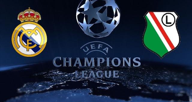 ������ ���� ����� ����� ������ Real-Madrid-vs-Legia