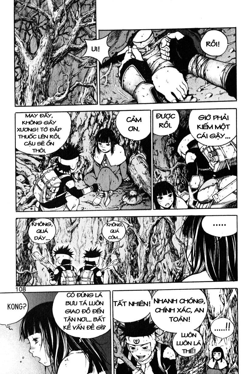 Banya chap 018 trang 14