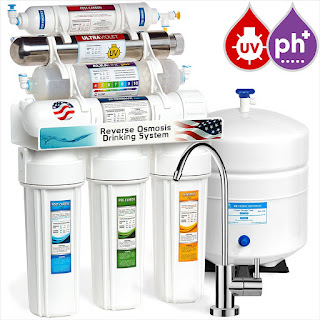 Water Reverse Osmosis Water Filtration System