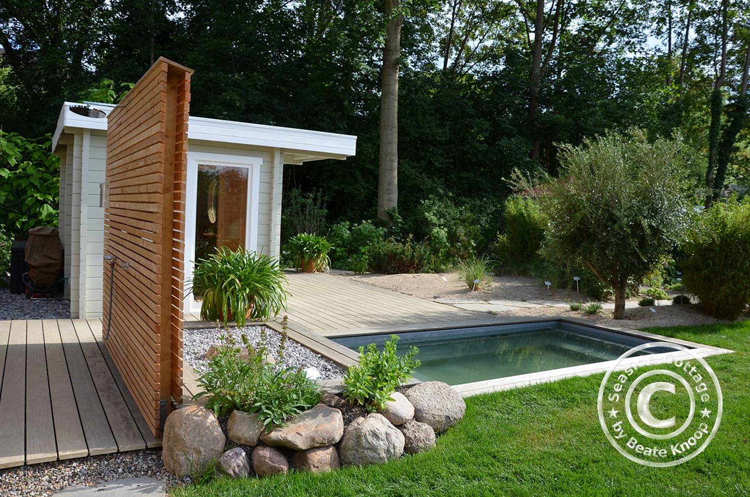 Outdoorküche Garten Yoga : Seaside cottage: landesgartenschau in eutin schaugärten teil 2