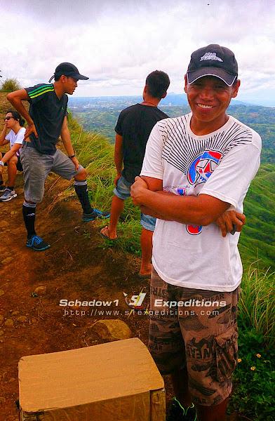 Nelson Halimaw Ice Cream of Batulao - Schadow1 Expeditions