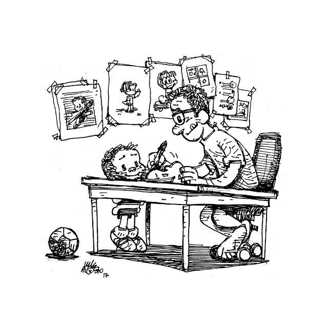 sketchpaiefilhos.jpg (640×640)