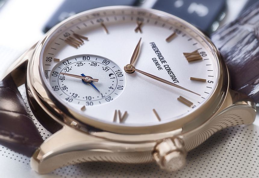 0761b4fbfb5 Frederique Constant Horological Smartwatch is now available in ...