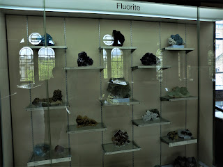 Fluoritas, Museo Historia Natural de Londres