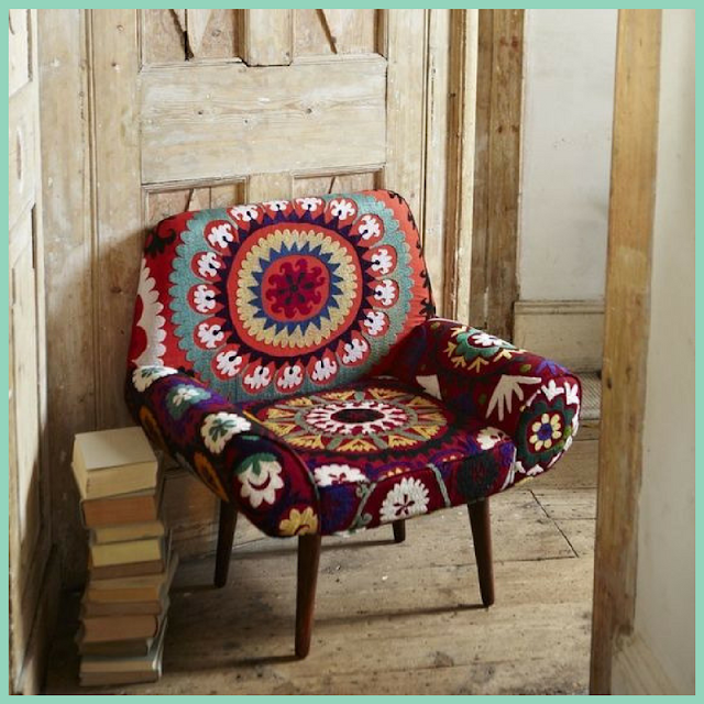 Ideas para una decoración Boho Chic-10