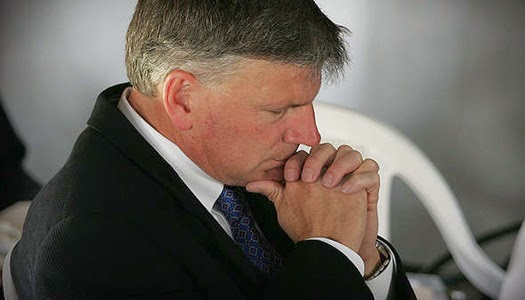 Franklin Graham oracion