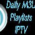 Daily M3U Playlists 16 July 2018