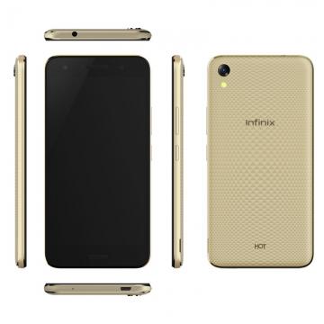 INFINIX HOT 5 Lite X559, 5 5 In 16+1GB, 8+5MP, Dual Speaker 3D