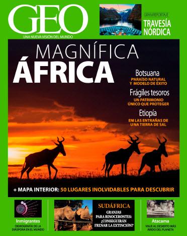 GEO España N° 354 – Magnífica Africa