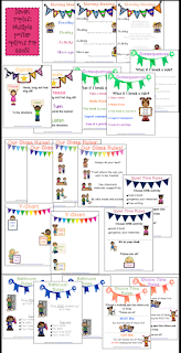 Responsive Classroom Management Posters