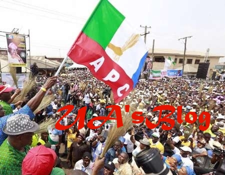BREAKING: APC releases full list of governorship aspirants in 26 states