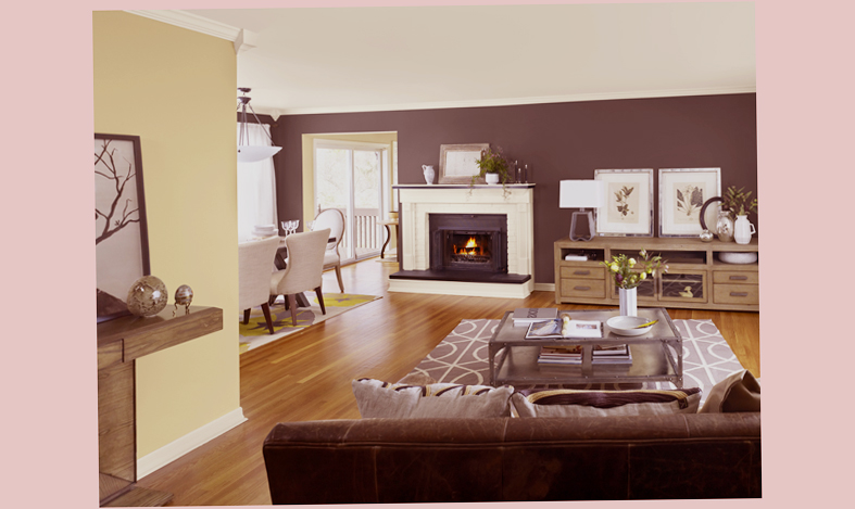 most popular living room paint colors modern house