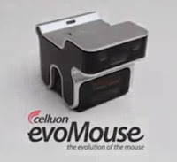 Celluon evoMouse Technology Review 2012