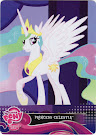 MLP Princess Celestia Equestrian Friends Trading Card