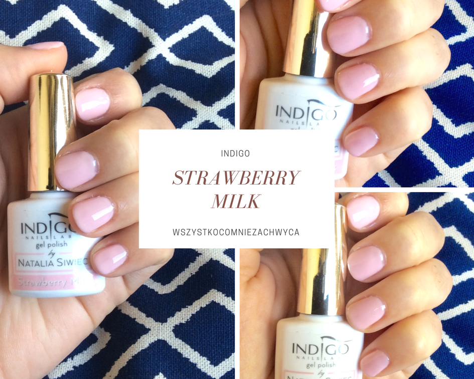 Indigo Strawberry Milk, Natalia Siwiec lato 2017