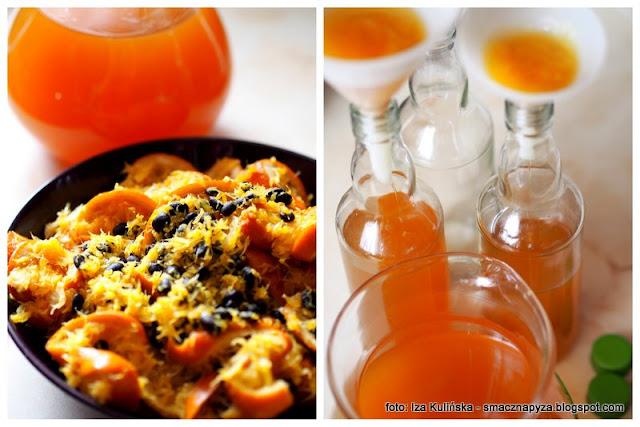 pomarańczówka z kawą , pomarańcze , kawa , spirytus , alkohol , wyroby domowe , wódka smakowa , spiżarnia , domowe przetwory , napitek , likier , najlepsze przepisy