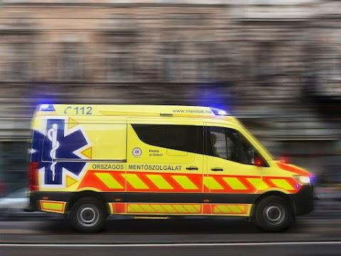 Szén-monoxid-mérgezés Püspökladányban: egy embert elvitt a mentő