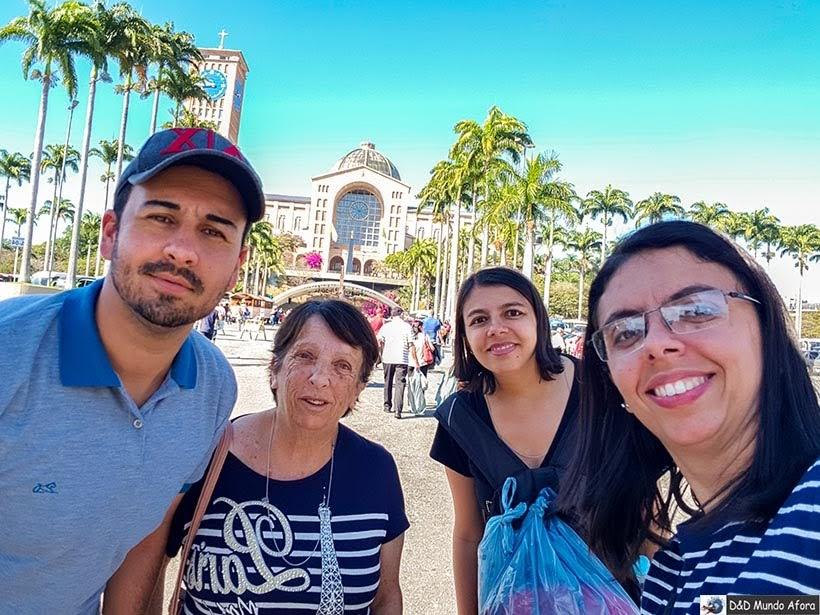 Em 2018 - O que fazer em Aparecida - São Paulo