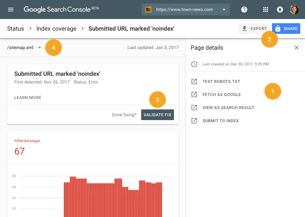 mobile app news introducing the new search console netgalaxy