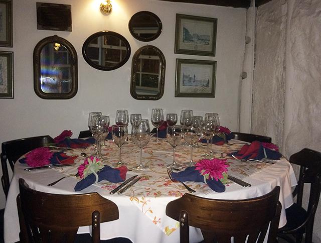 Restaurante Portinho Ilhabela