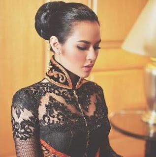 Baju Kebaya Raisa untuk Hari Kartini 2016