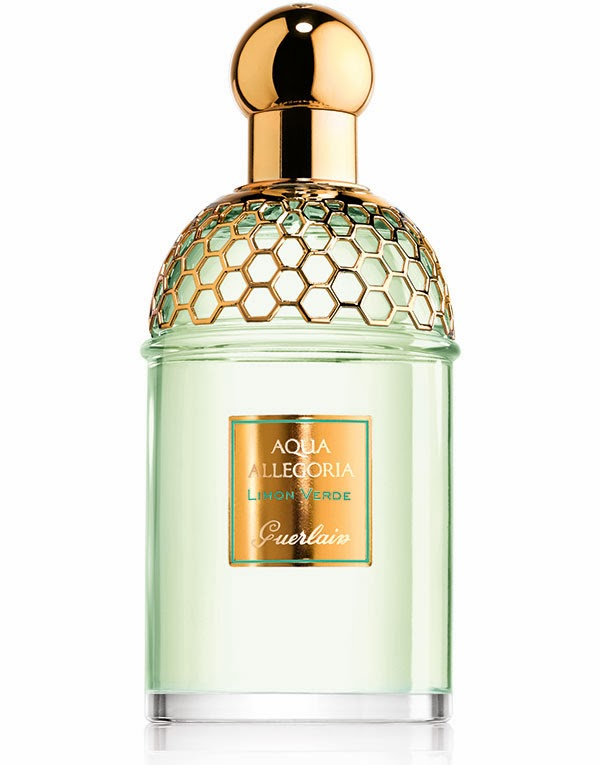 Perfume Shrine: Aqua Allegoria Limon Verde: When Guerlain ...